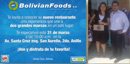 Bolivian Foods