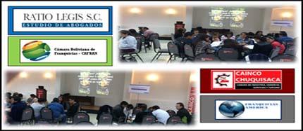 Primer Seminario de Franquicias en Bolivia