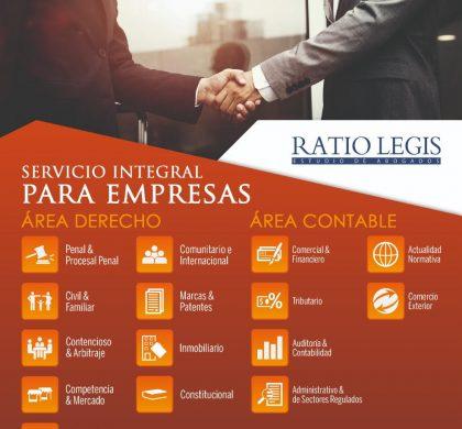 (Español) Servicio Integral para Empresas