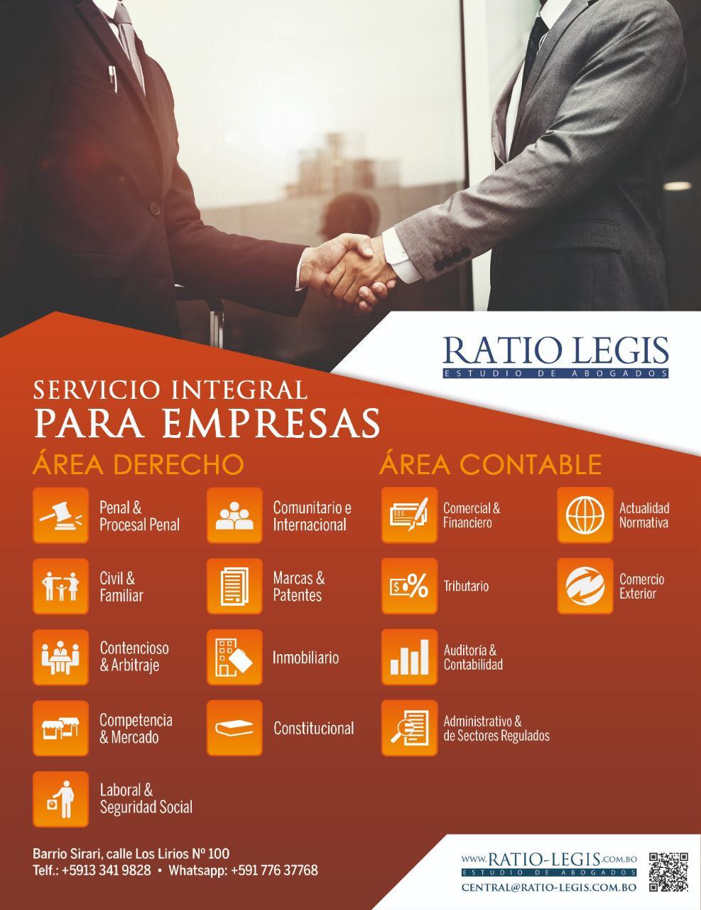 Servicio Integral para Empresas