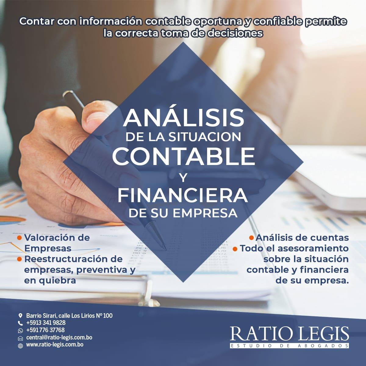 (Español) Análisis de la Situación Contable y Financiera de su Empresa