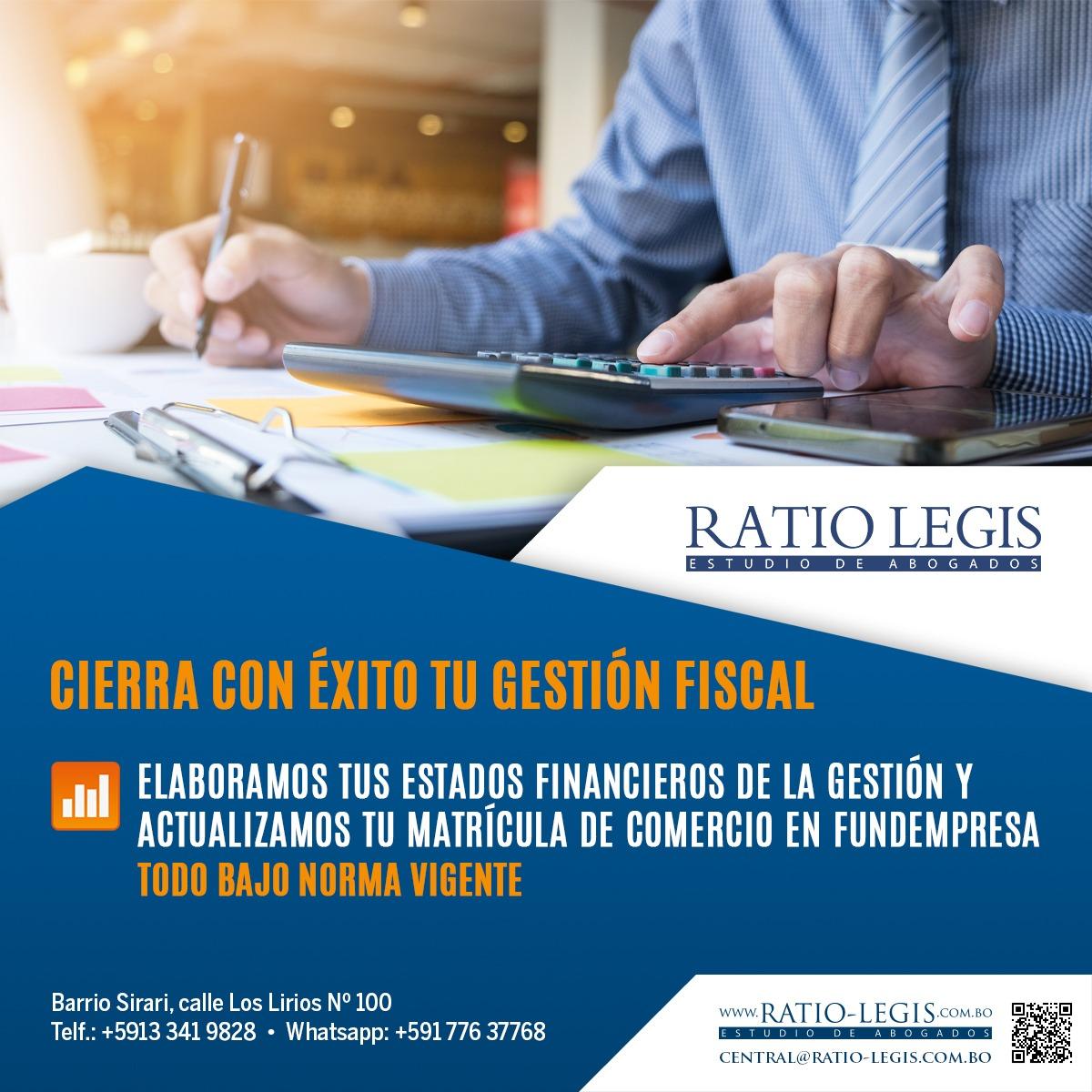 (Español) Cierra con Éxito tu Gestión Fiscal