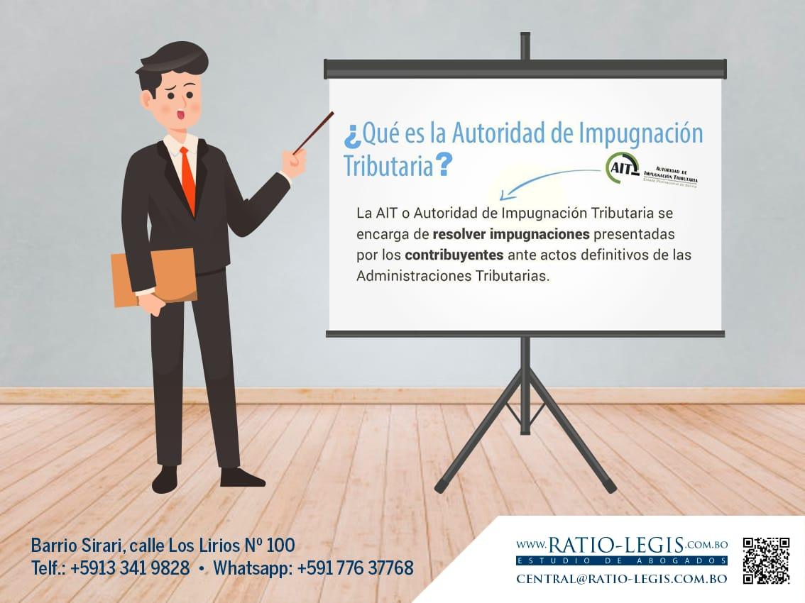 (Español) ¿Qué es la Autoridad de Impugnación Tributaria?