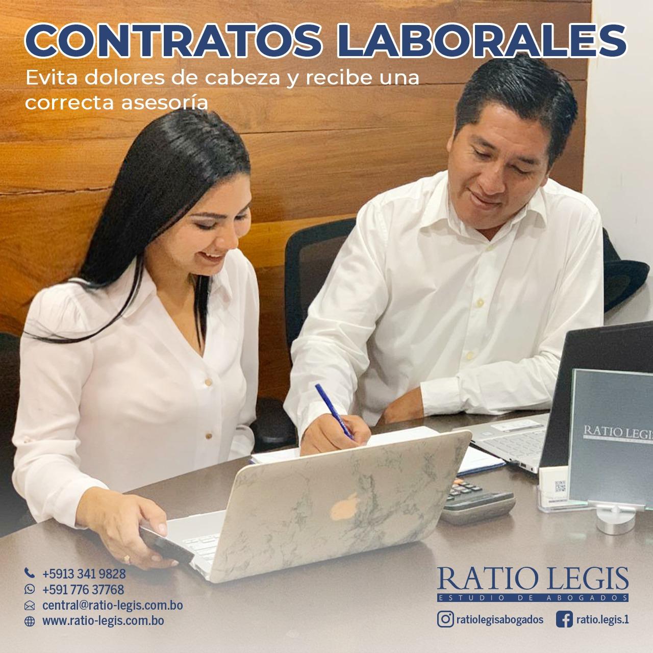(Español) Contratos Laborales