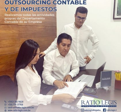 Outsourcing Contable y de Impuestos