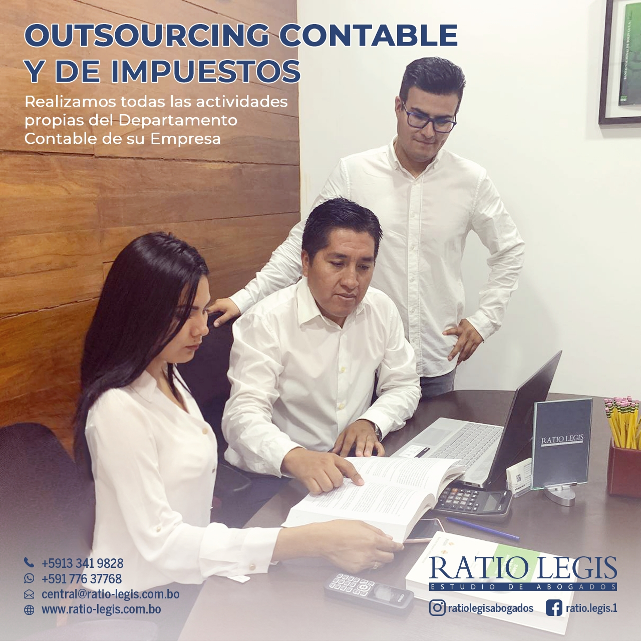 (Español) Outsourcing Contable y de Impuestos