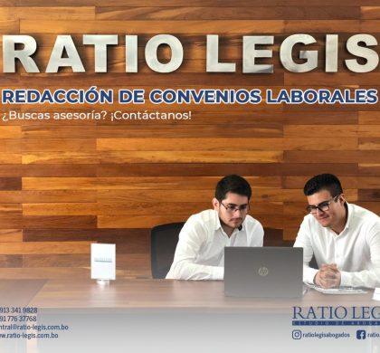 Redacción de Convenios Laborales
