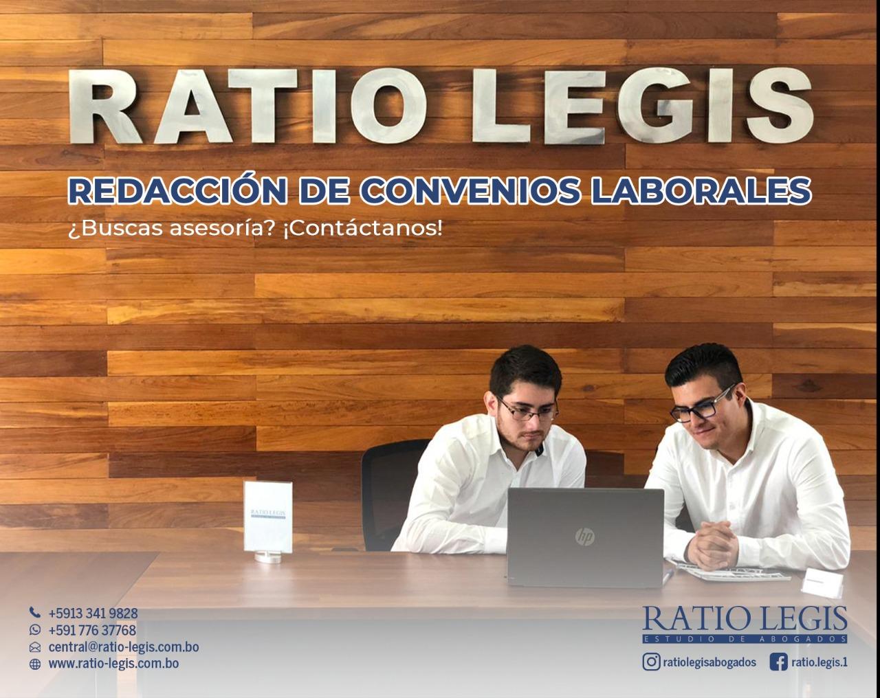 (Español) Redacción de Convenios Laborales