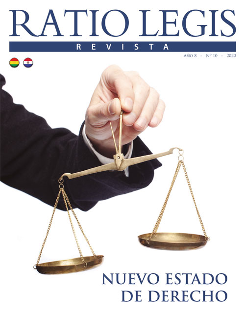 (Español) Revista Ratio Legis 2020